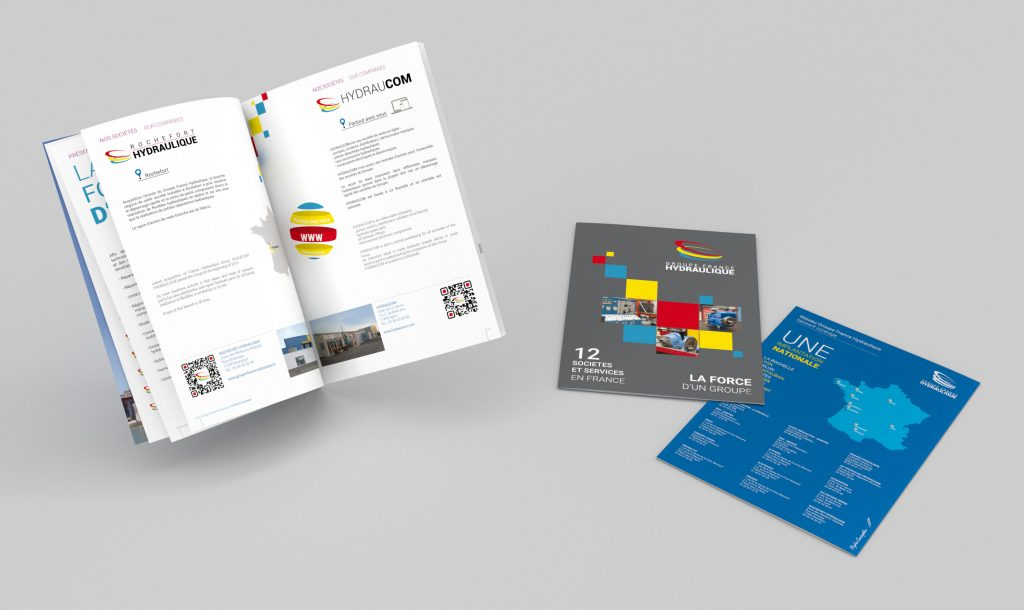 brochure Groupe France Hydraulique