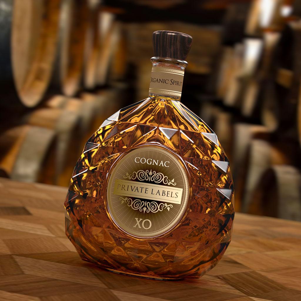 cognac private labels