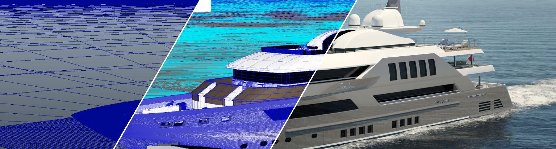 yacht jour 3d